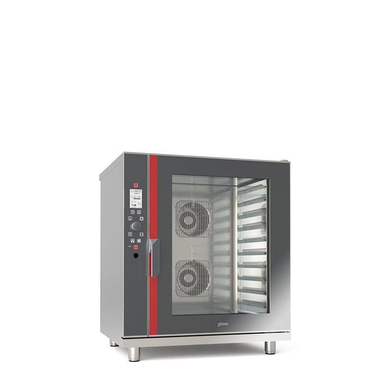 Professional ovens for Large-scale retail | GIERRE